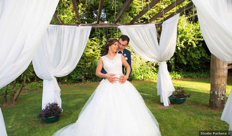 O casamento de André e Ana em Trofa, Trofa