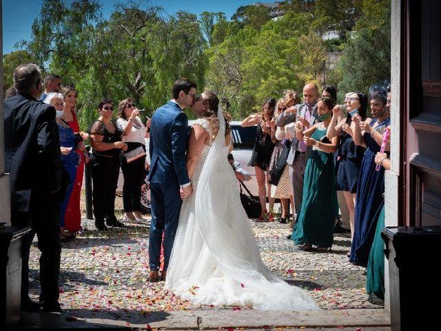 O casamento de António e Rafaela em Queijas, Oeiras 8