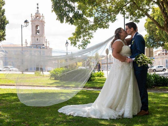 O casamento de Rafaela e António
