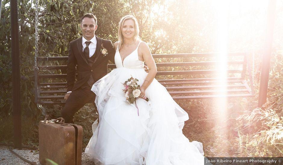 O casamento de João e Susana em Algoz, Silves