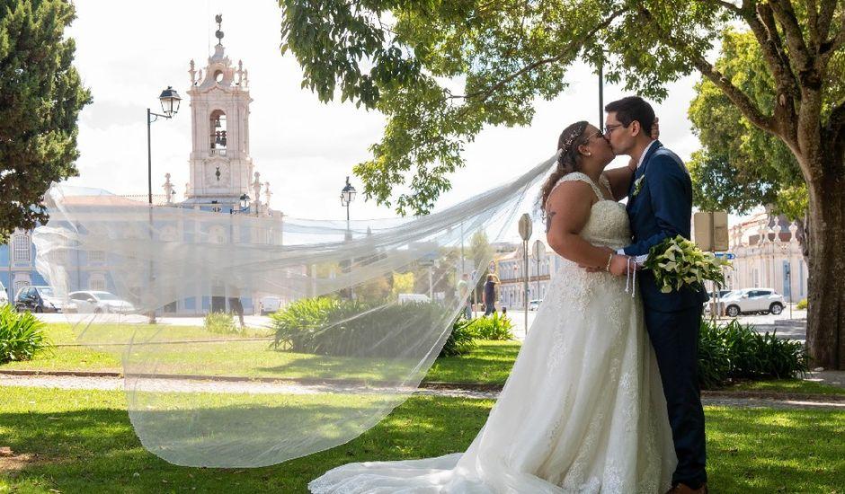 O casamento de António e Rafaela em Queijas, Oeiras