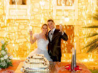 O casamento de Vânia e Fábio
