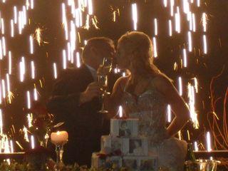 O casamento de Bernadette e Adriano