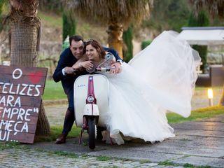 O casamento de Isabel e Nuno