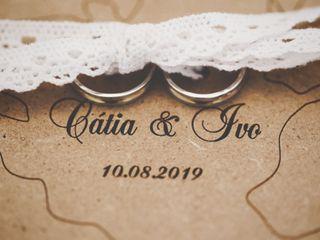 O casamento de Catia e Ivo 1