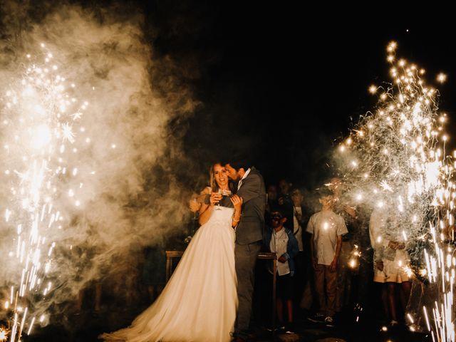 O casamento de Ana e Sérgio