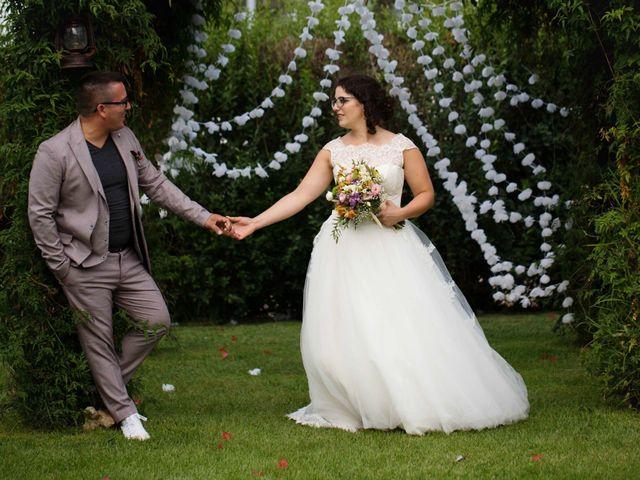 O casamento de Catia e Ivo