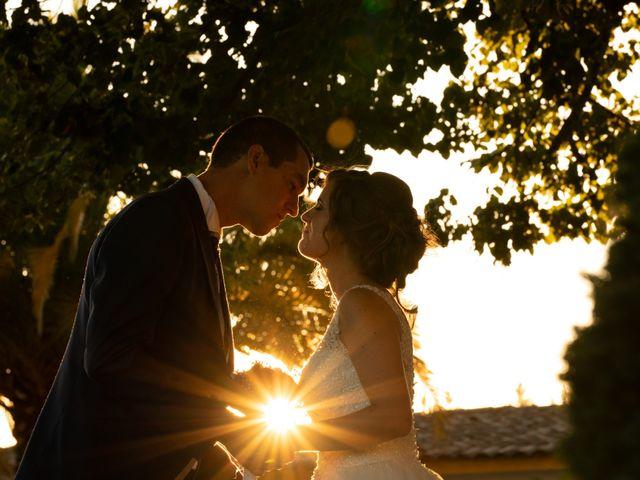 O casamento de Marta e Rui