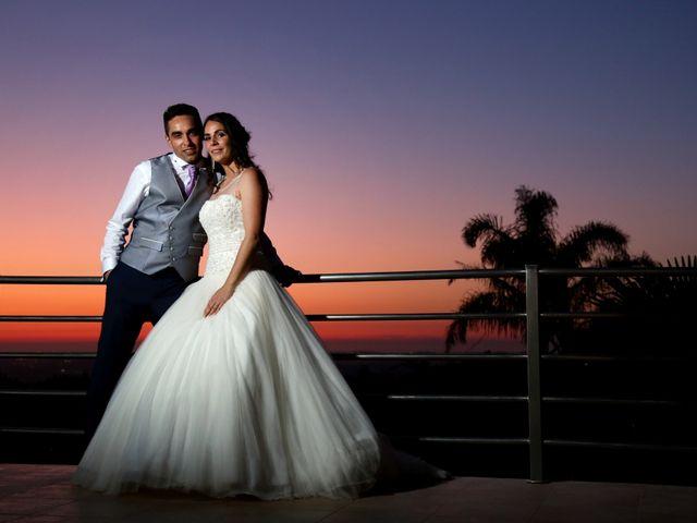 O casamento de Cristina e Luís