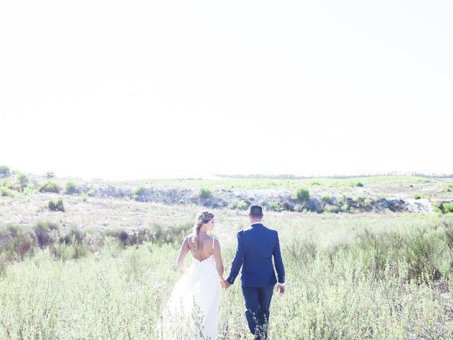 O casamento de Marta e Rúben