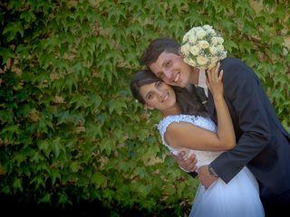 O casamento de Tânia e Flávio