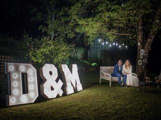 O casamento de Diana e Mauro