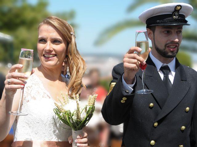 O casamento de Pedro e Ana em Monte de Caparica, Almada 1