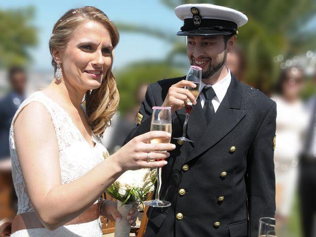 O casamento de Pedro e Ana em Monte de Caparica, Almada 8