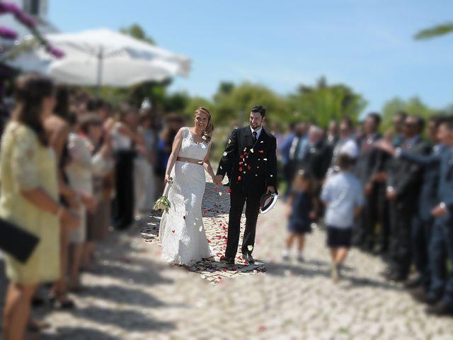 O casamento de Pedro e Ana em Monte de Caparica, Almada 9