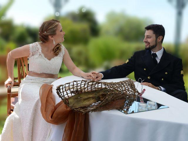 O casamento de Pedro e Ana em Monte de Caparica, Almada 14