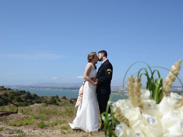 O casamento de Pedro e Ana em Monte de Caparica, Almada 17