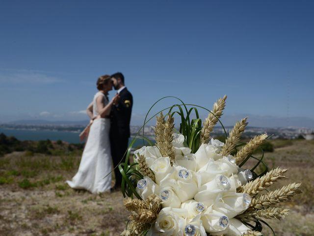 O casamento de Pedro e Ana em Monte de Caparica, Almada 18