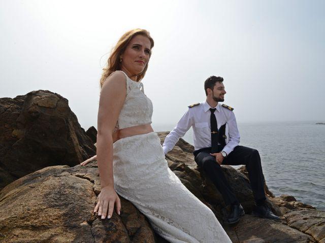 O casamento de Pedro e Ana em Monte de Caparica, Almada 46