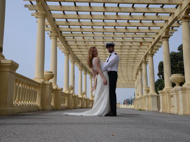 O casamento de Pedro e Ana em Monte de Caparica, Almada 47