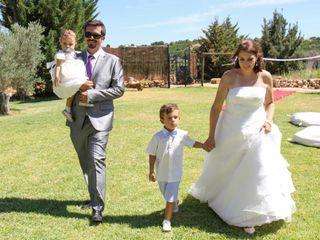 O casamento de Graça e Jorge