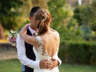 O casamento de Nélia e João