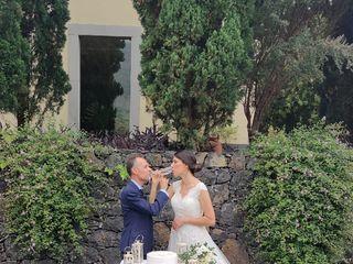 O casamento de Corina e Diego 1