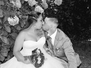 O casamento de Roberto e Daniela