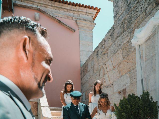 O casamento de João e Tina em Redondelo, Chaves 14