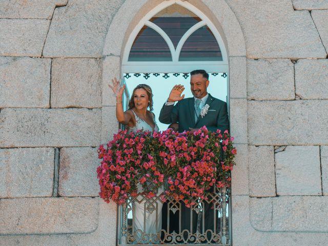 O casamento de João e Tina em Redondelo, Chaves 1