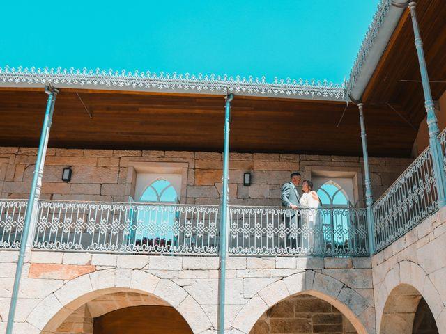 O casamento de João e Tina em Redondelo, Chaves 16
