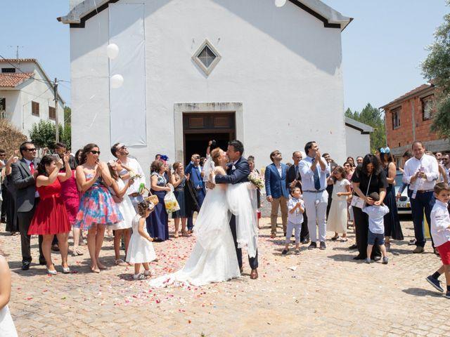 O casamento de João e Nélia em Castelo Branco, Castelo Branco (Concelho) 16