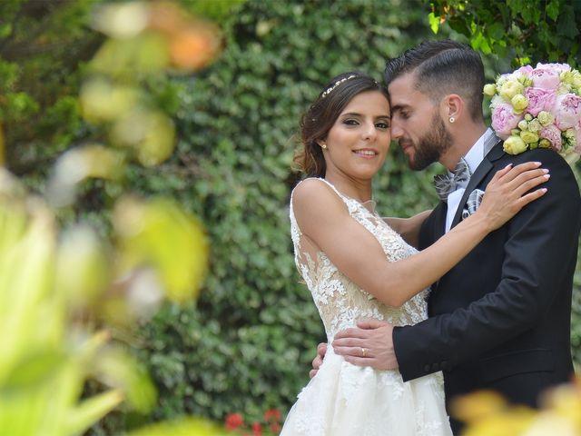 O casamento de Ana e Frederico