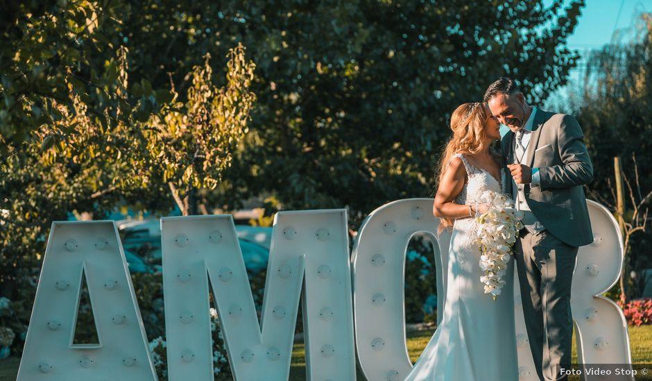O casamento de João e Tina em Redondelo, Chaves