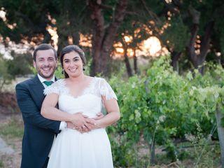 O casamento de Inês e António