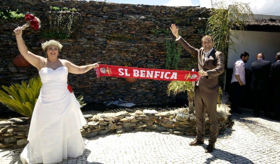 O casamento de João e Ondina em Quinta do Anjo, Palmela
