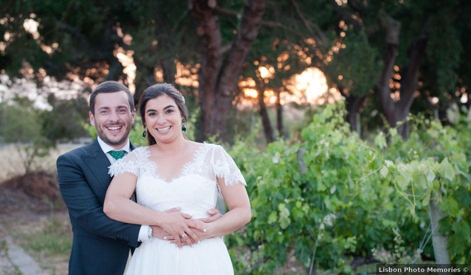 O casamento de António e Inês em Moita, Moita
