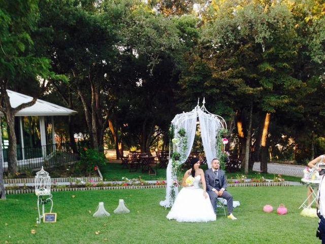O casamento de Pedro e Vera em Maçã, Sesimbra 1