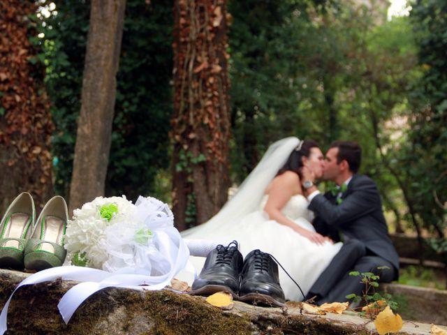 O casamento de Olga e Nuno