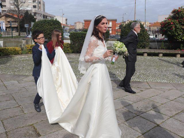 O casamento de Raquel e Afonso em Leça da Palmeira, Matosinhos 10