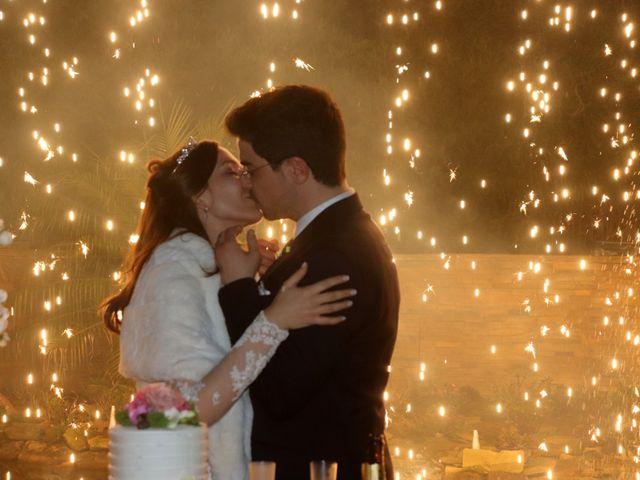 O casamento de Afonso e Raquel