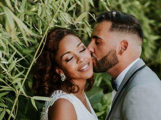 O casamento de Mirla e Acácio