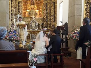 O casamento de Susana e Nuno