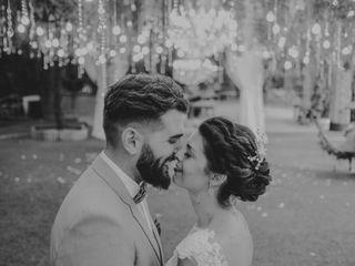 O casamento de Marlene e André