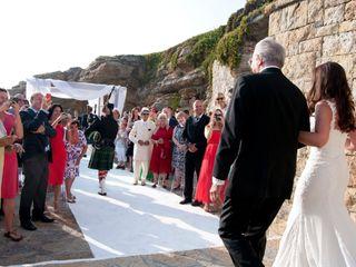 O casamento de Carla e Paul 2