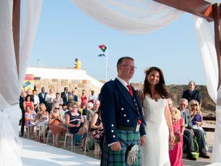 O casamento de Carla e Paul 3