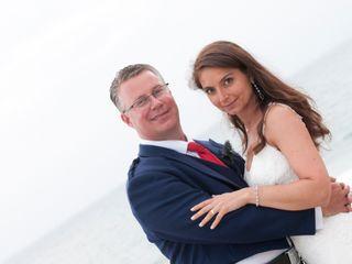 O casamento de Carla e Paul