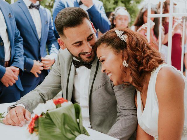 O casamento de Acácio e Mirla em Fernão Ferro, Seixal 17