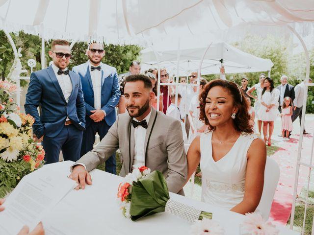 O casamento de Acácio e Mirla em Fernão Ferro, Seixal 18