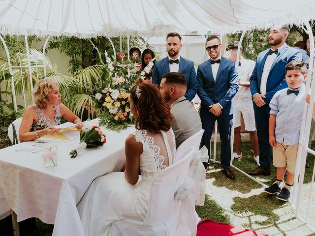 O casamento de Acácio e Mirla em Fernão Ferro, Seixal 19